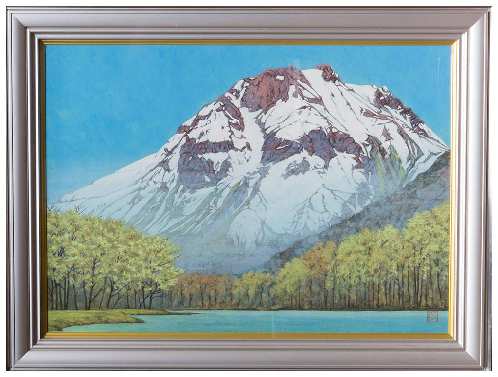 木下勝弘の日本画