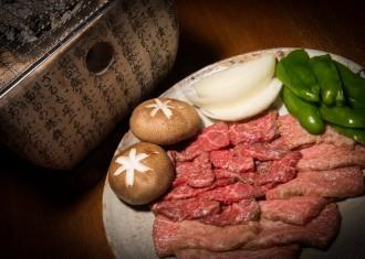 厳選飛騨牛の焼肉