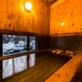 総檜造りの内風呂